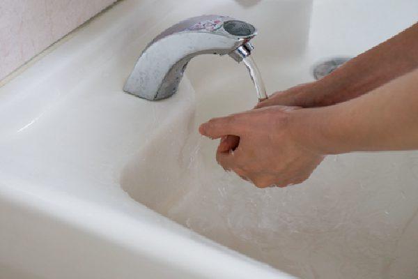星の子保育園のコロナ対策(手洗い)