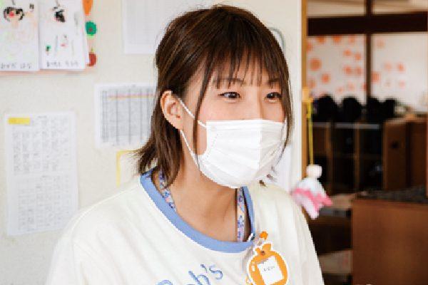 星の子保育園のコロナ対策(マスクの着用)