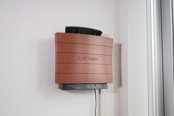 星の杜保育園のコロナ対策(空気清浄機)